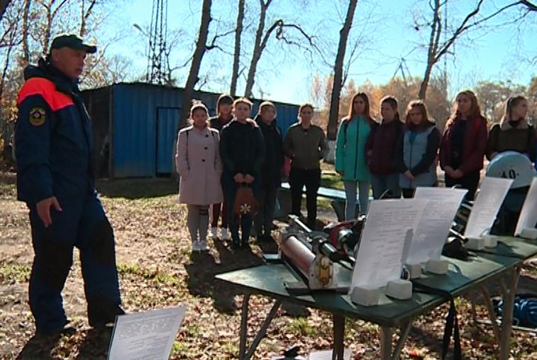 Добровольцев в Приамурье обучают поиску пропавших людей