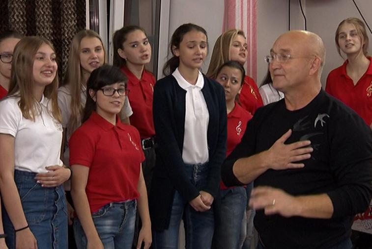Талантливые амурчане готовятся к конкурсу «Детство на Амуре»