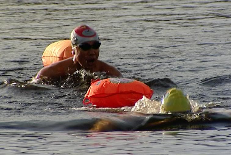Соревнования по плаванию «Бурейская миля» объединили почти 50 спортсменов