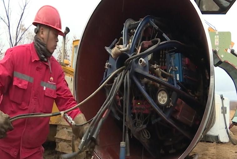В Китае завершают строительство северного участка трубы для поставок российского газа