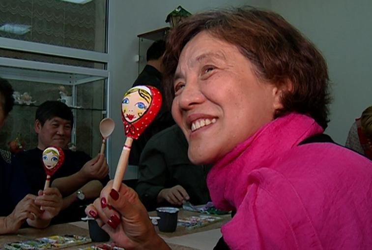 Мастер-классы для китайских пенсионеров провели в Благовещенске