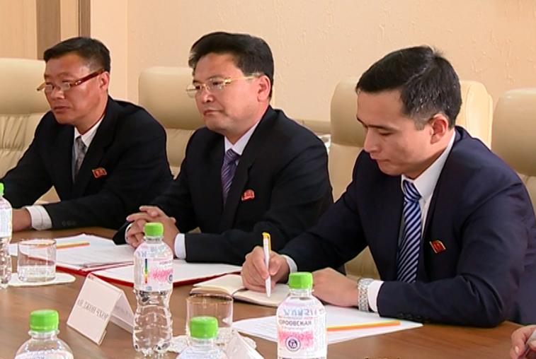 Северная Корея заинтересована в продолжении сотрудничества с Приамурьем