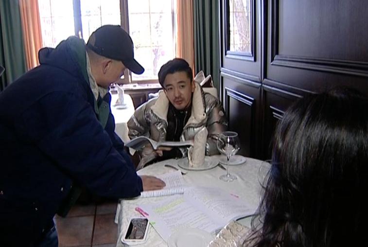 Китайский сериал о контрабандистах снимают в Благовещенске