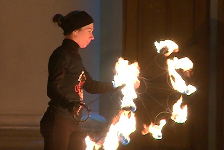 Театр огня «Одержимые» отметит десятилетие отчетным концертом