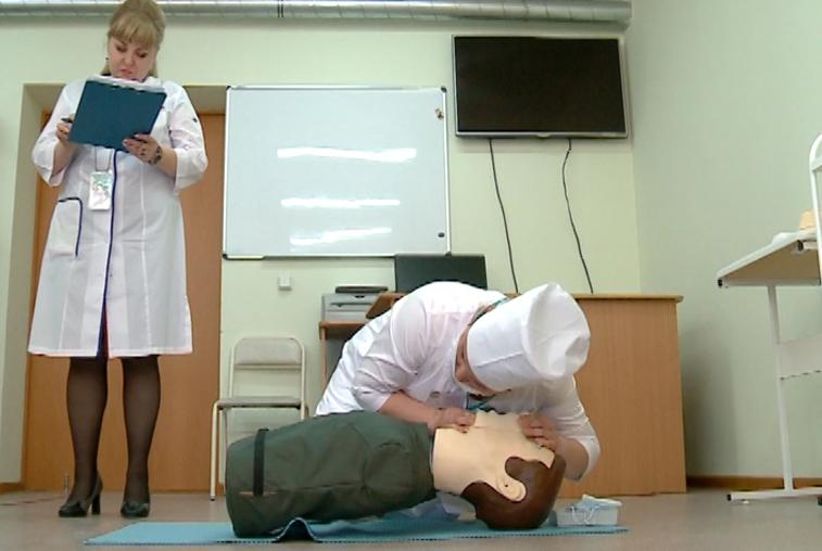 Лучшие дальневосточные медсестры соревновались в Благовещенске
