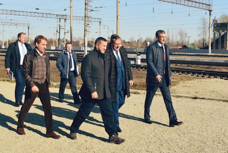Новый путепровод в Свободном передадут на баланс РЖД