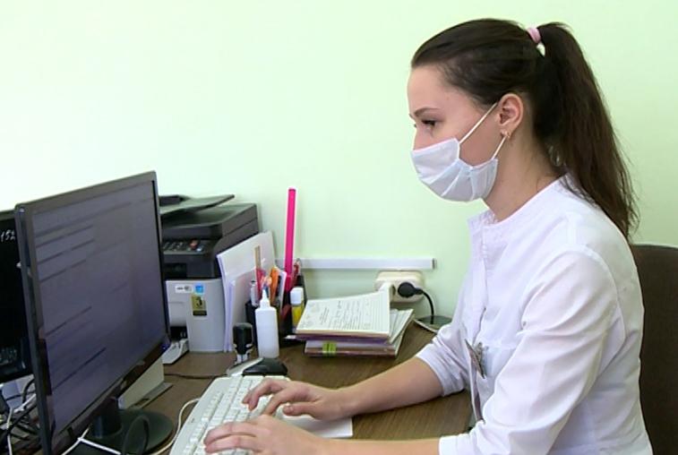 В Приамурье выдали 25-тысячный электронный больничный лист