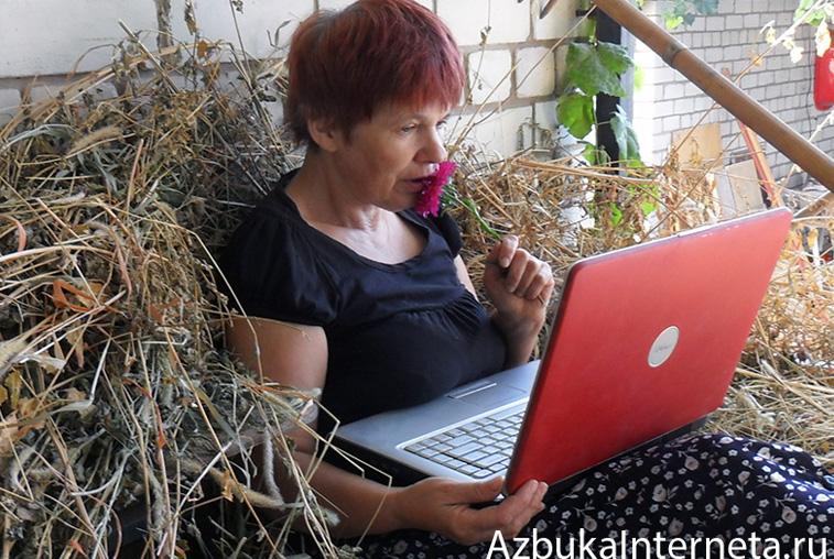 Амурских пенсионеров научат общаться в интернете по видеосвязи