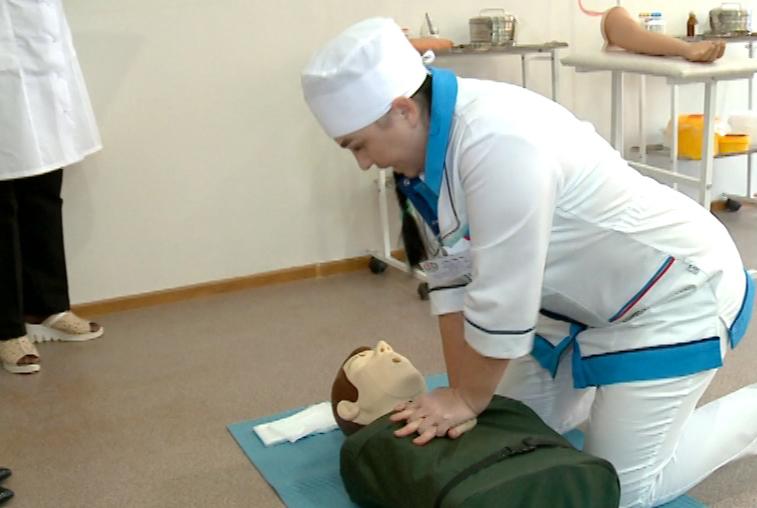 О конкурсе профмастерства среди медсестер Дальнего Востока