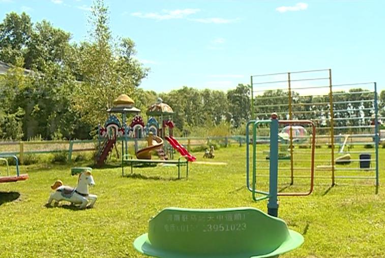 Благоустройство дворов и общественных площадок завершается в Приамурье