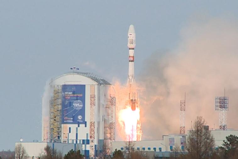 Пять запусков планируется осуществить с Восточного в 2019 году