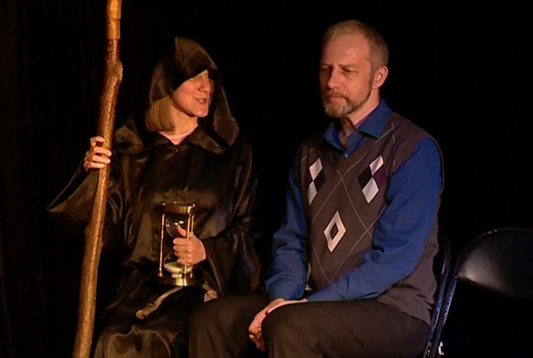 Постановку о смысле жизни представит благовещенский театр «Демиурги»