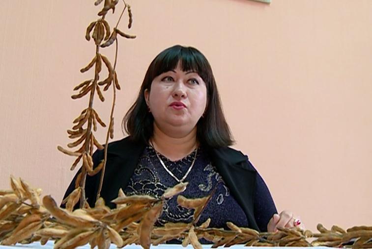 О работе ВНИИ сои и открытии детской площадки в Тамбовке