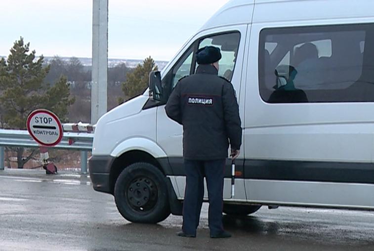 За безопасностью перевозки пассажиров в автобусах проследят автоинспекторы