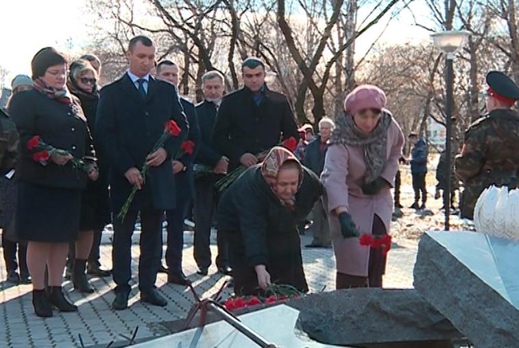 В Приамурье почтили память жертв политических репрессий