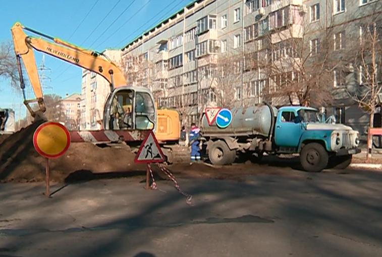 Жители нескольких домов в центре Благовещенска трое суток сидят без воды