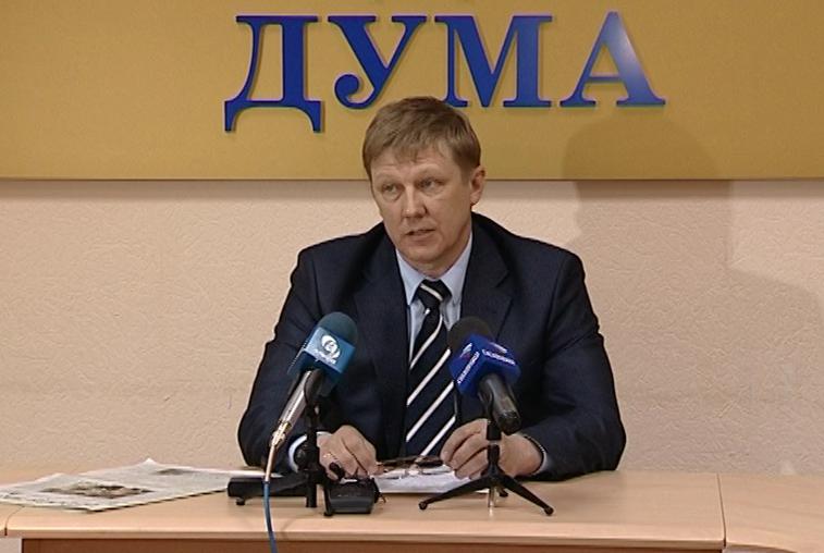 Главой Циолковского избрали Сергея Левицкого