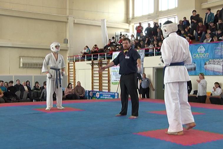 Юбилейные соревнования по карате прошли в Благовещенске