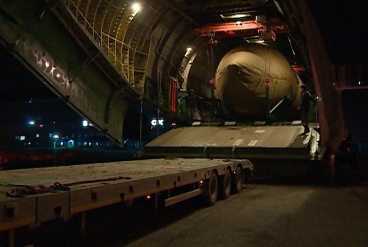 Оборудование для запуска с космодрома Восточный доставлено в Приамурье