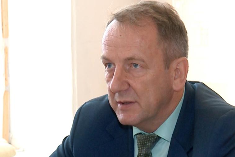 Владимир Константинов победил на досрочных выборах мэра Свободного