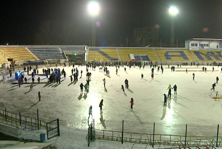 Традиционный ледовый бал пройдет на благовещенском стадионе «Амур»