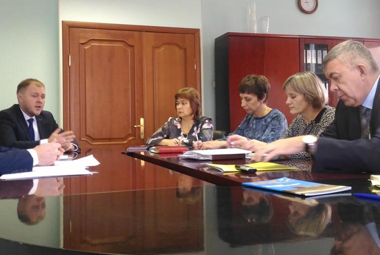 Больницы РЖД в Юкталях и Февральске планируют передать на баланс области