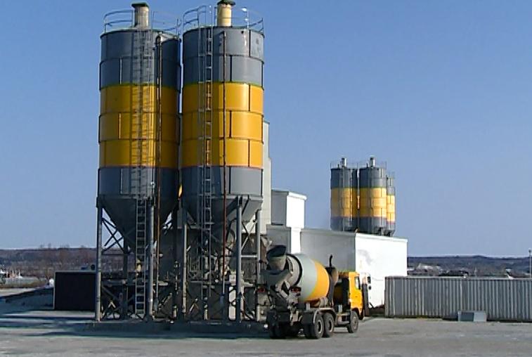Резидент ТОР «Свободный» стал самым мощным поставщиком бетона в Приамурье