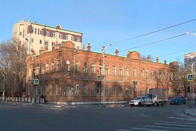 В Благовещенске отремонтируют фасады около 60 зданий по улице Калинина