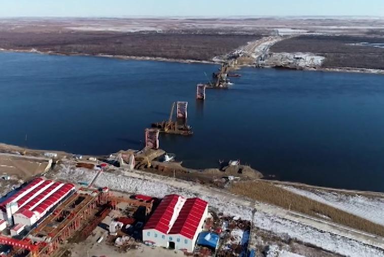 Проект пункта взимания платы у трансграничного моста через Амур одобрила госэкспертиза