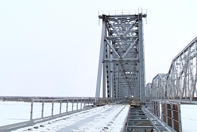 Инновационные вагоны запустят по новому железнодорожному мосту под Свободным