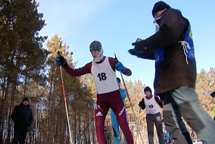 В Благовещенске впервые провели соревнования по лыжному дуатлону