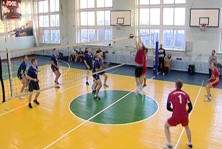Кубок области по волейболу разыграли между благовещенскими командами