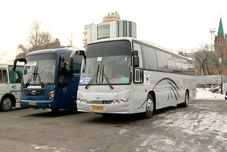 Проезд в автобусах подорожает в Приамурье с нового года