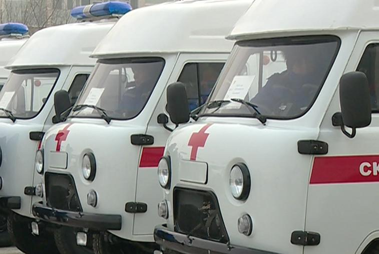 15 новых автомобилей скорой помощи поступили в больницы Приамурья