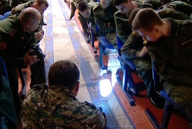 Воспитанников Амурского кадетского корпуса будут учить профессии следователя
