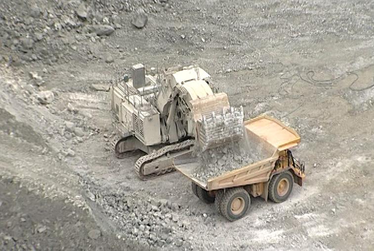 В Приамурье сократились объемы добычи золота
