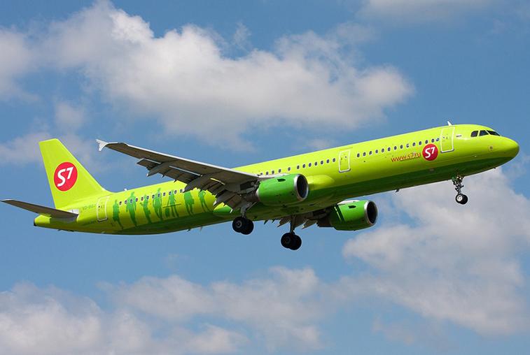 Авиакомпания S7 планирует летать из Благовещенска в Москву
