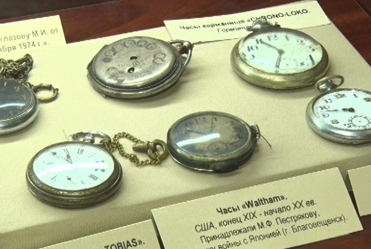Выставку старинных часов представили в музее «Дом Саяпина»
