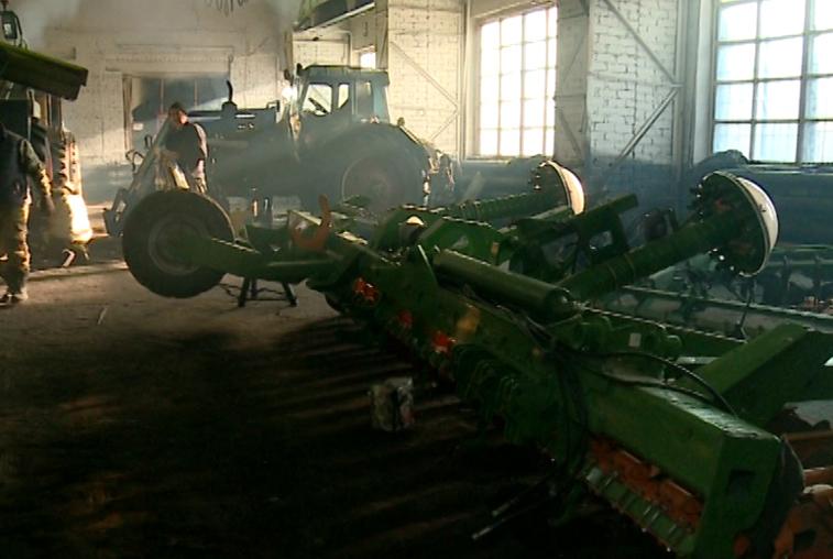 На покупку сельхозтехники аграрии потратят в этом году 2,5 млрд рублей