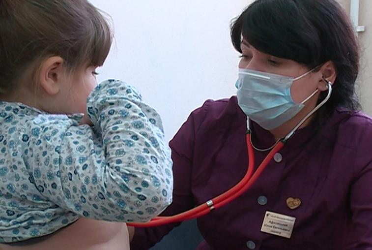 Все педиатры Серышевского района перешли на утренний режим работы