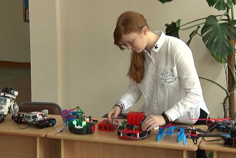 Благовещенские школьники и студенты приняли участие в научных мастер-классах