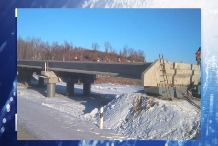 Два моста сдадут в эксплуатацию в Мазановском районе
