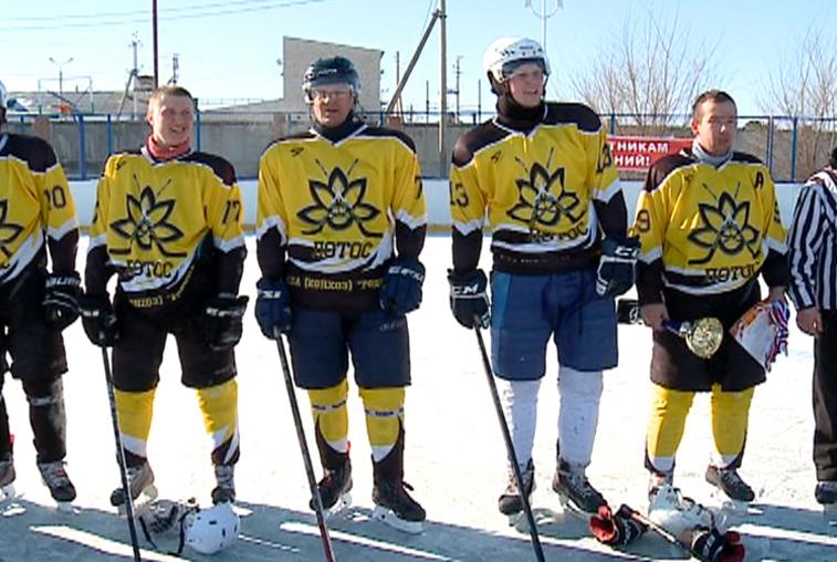 Константиновцы стали лидерами турнира по хоккею среди сборных районов Приамурья