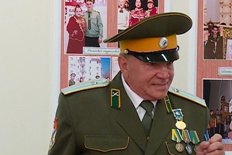 Скончался директор Амурского казачьего колледжа Николай Тарасенко