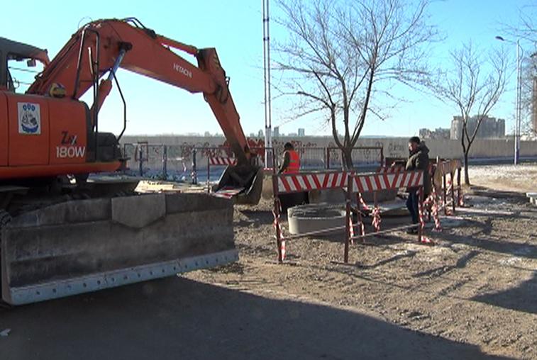 В Благовещенске почти завершён ремонт ливневой канализации на участке ул. Кузнечной