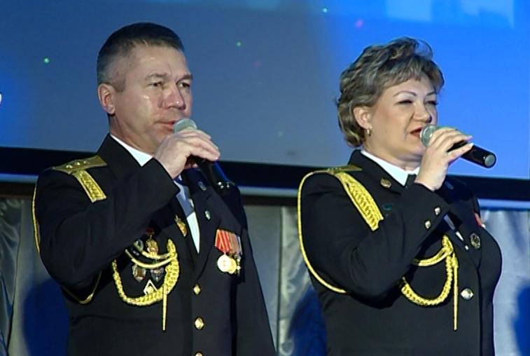 Транспортная полиция России отметила 100-летний юбилей