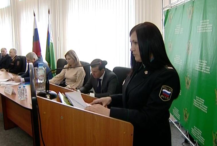Служба судебных приставов Приамурья подвела итоги работы за 2018 год
