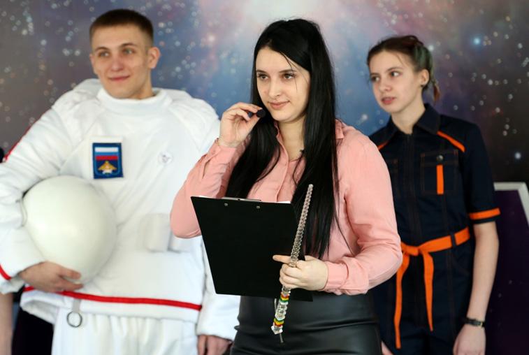 В АмГУ презентовали новую туристическую экскурсию «Космос начинается здесь»