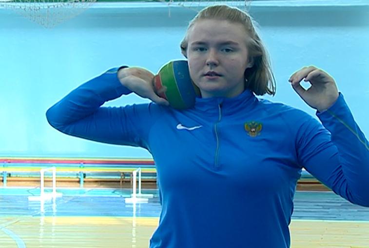 Амурская спортсменка стала чемпионкой России по легкой атлетике
