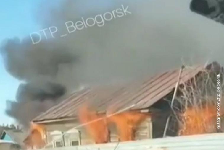 Прокуратура: семью погорельцев из Бочкаревки незаконно сняли с учета